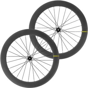Mavic Comete Pro Carbon UST Disc No Tyre Wheelset