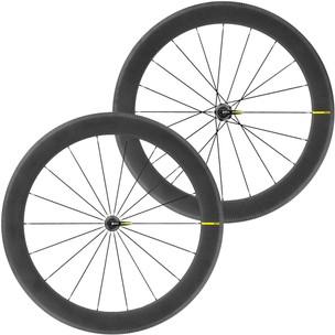 Mavic Comete Pro Carbon UST No Tyre Wheelset