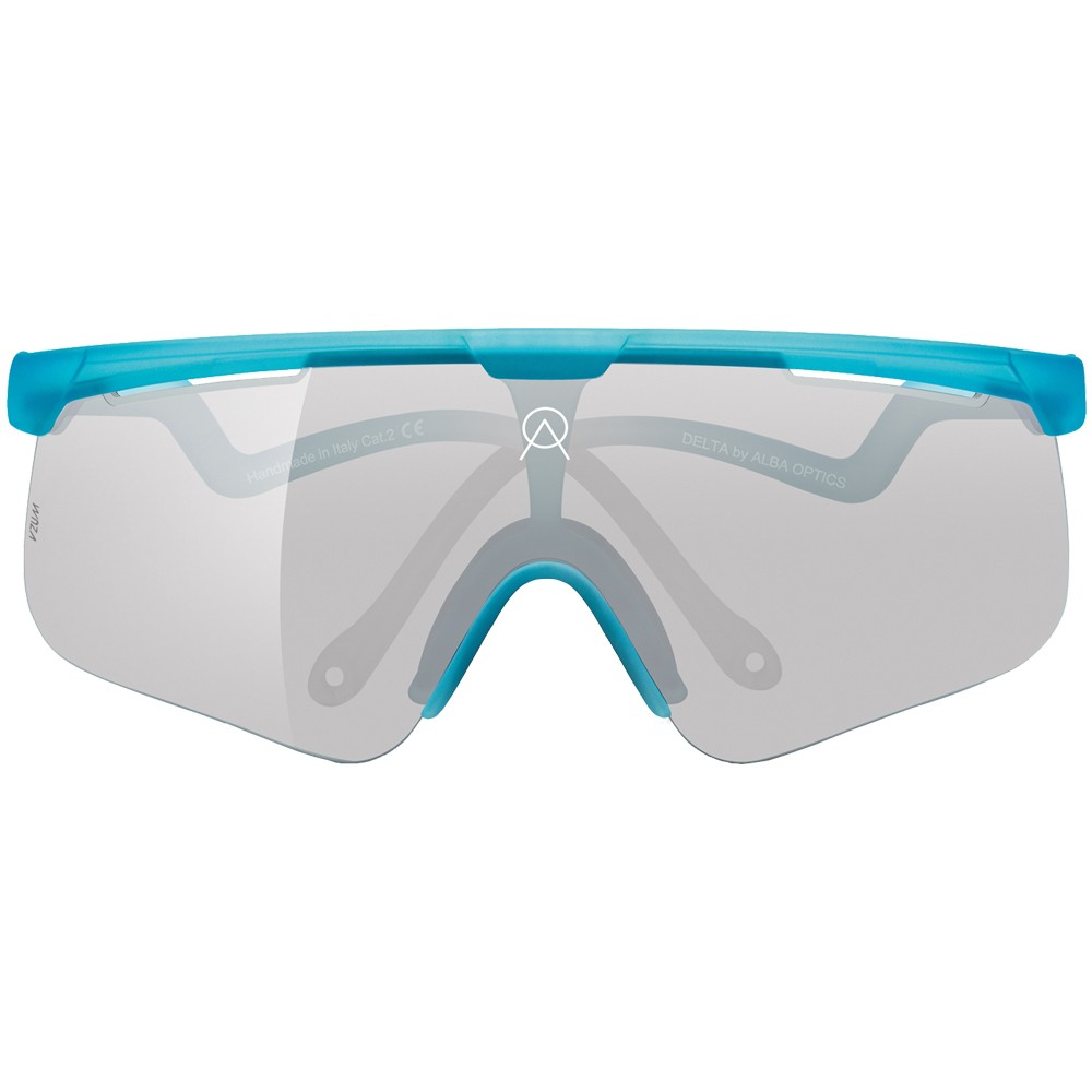 Alba Optics Delta Candy Sunglasses With VZUM MR ALU Lens