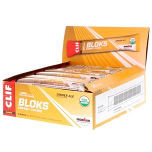 Clif Bar Bloks Box 18 X 60g