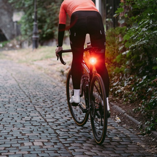 Exposure Lights TraceR USB Rear Cycle Light DayBright ReAKT /& Peloton Modes