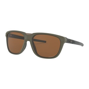 Oakley Anorak Sunglasses With Prizm Tungsten Polarized Lens