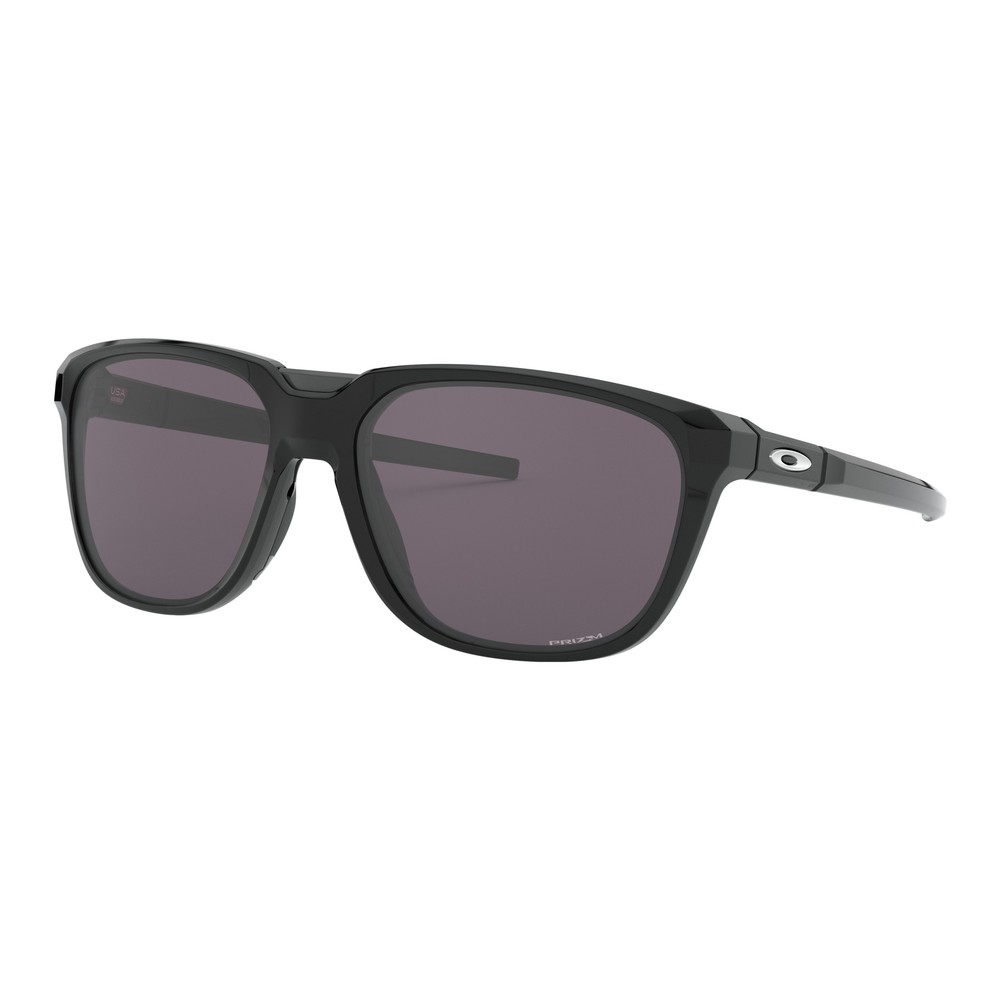 Oakley Anorak Sunglasses With Prizm Grey Lens
