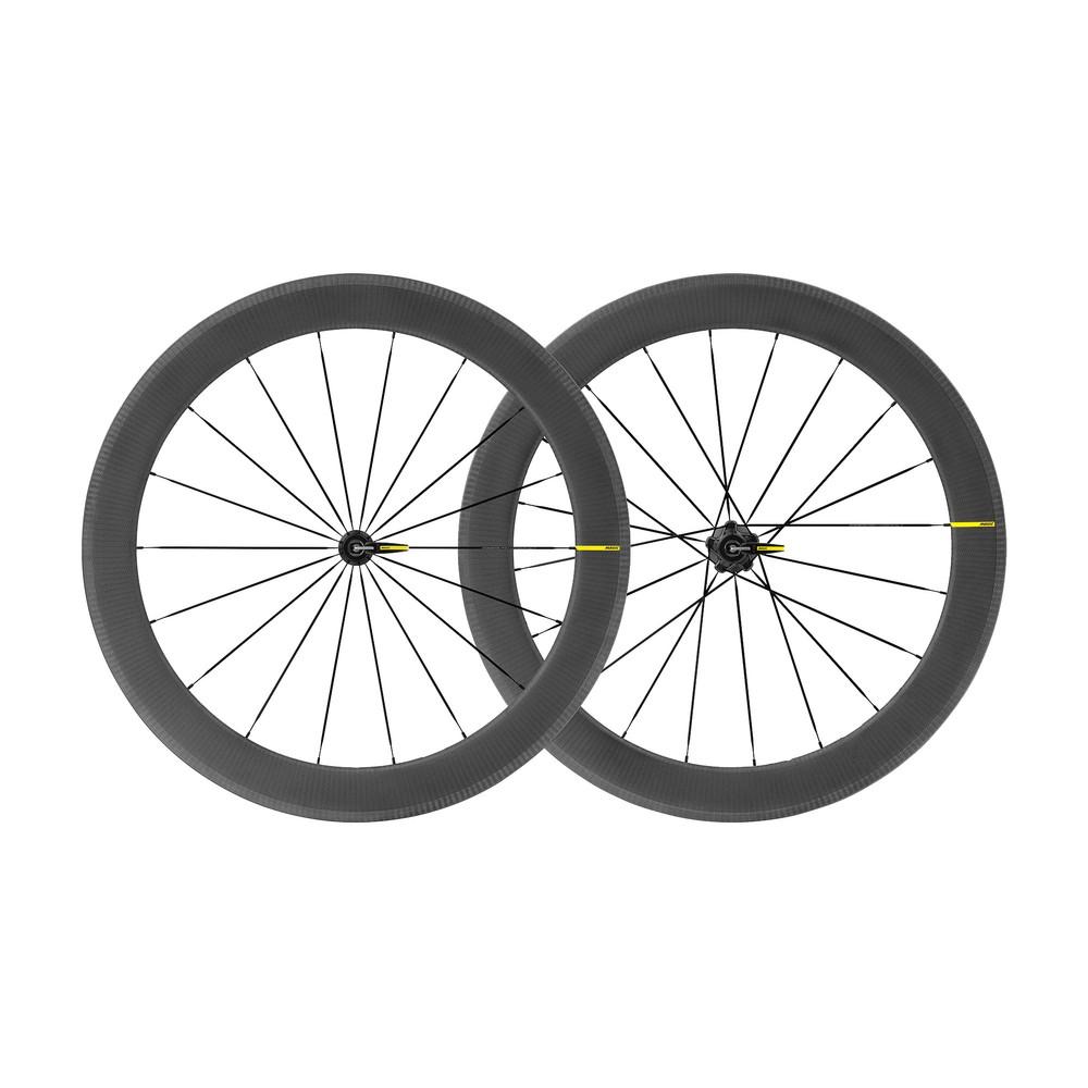 Mavic Comete Pro Carbon SL Tubular Wheelset 2020