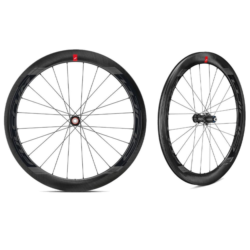 Fulcrum Wind 55 Disc Clincher Wheelset