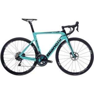 Bianchi Aria E-Road Ultegra Disc Electric Road Bike 2020
