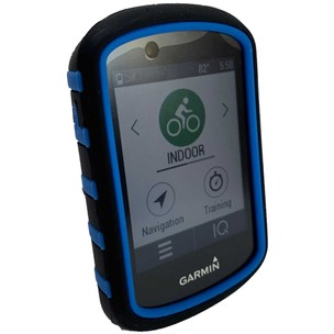 Tuff-Luv Silicone Twin Skin Case For Garmin 830 With Screen Protection