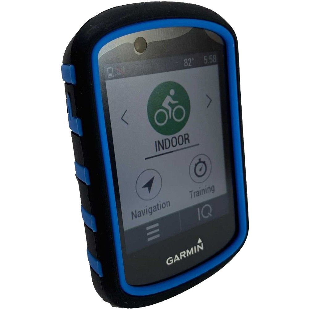 Tuff-Luv Silicone Twin Skin Case For Garmin 530 With Screen Protection