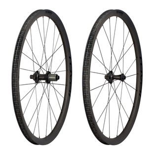 Roval Terra CLX Disc Carbon Clincher Wheelset