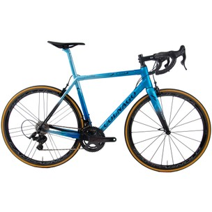 Colnago C64 Art Decor Super Record 12-Speed Road Bike (Sloping Geometry)