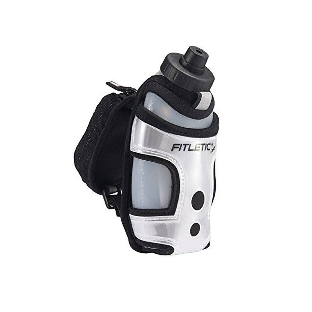 Fitletic Hydra Pocket Run Bottle 350ml