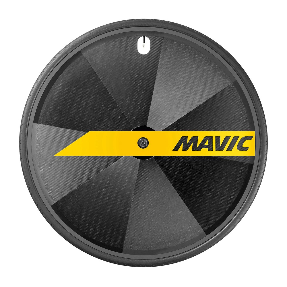 Mavic Comete Road Tubular Disc Rear Wheel 2020