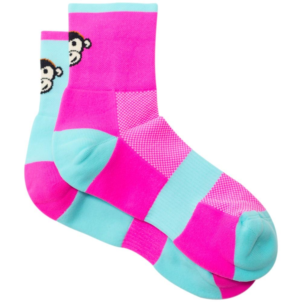 Monkey Sox Racer Run Socks