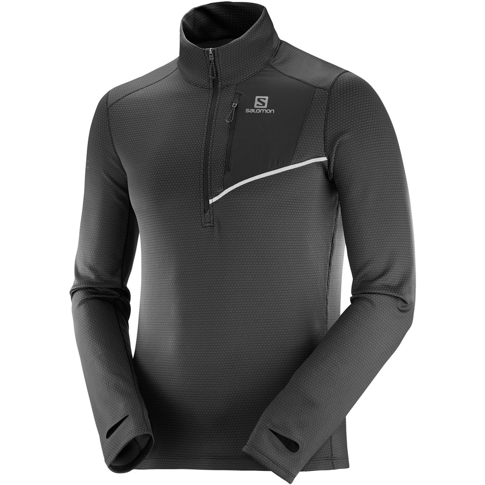 Salomon Fast Wing Half Zip Run Top