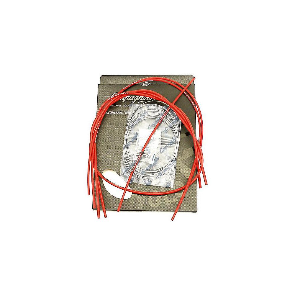 Campagnolo ER600 Ultrashift/Powershift ULF Ergopower Cableset 11sp RED