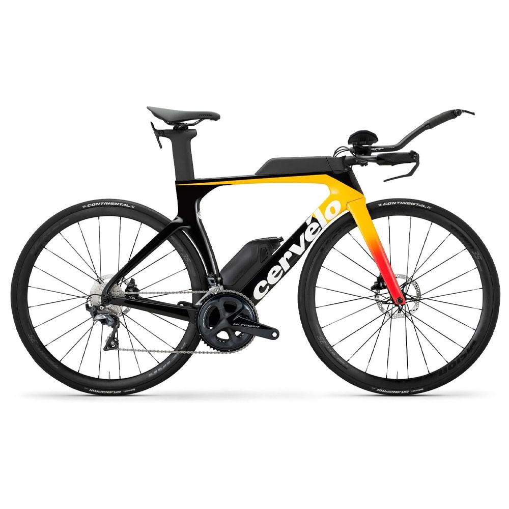 Cervelo P-Series Ultegra Disc TT Triathlon Bike 2020