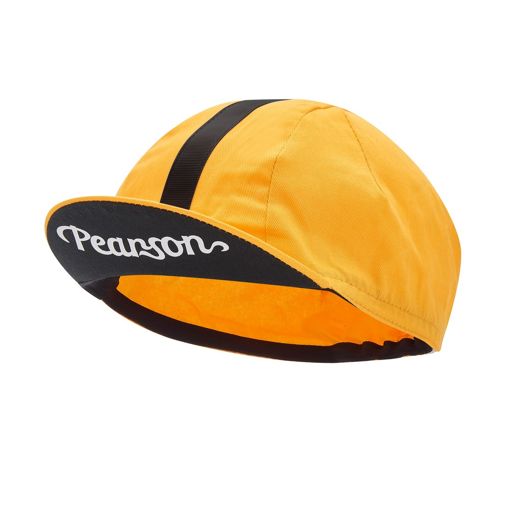 Pearson 1860 Come What May Cycling Cap
