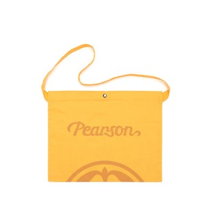 Pearson 1860 Morning Noon And Night Musette Bag