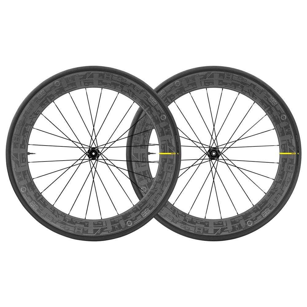 Mavic LDN Comete Pro Carbon UST Disc Wheelset