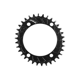 Rotor Q Ring Single Mount 110BCD Oval MTB Chainring