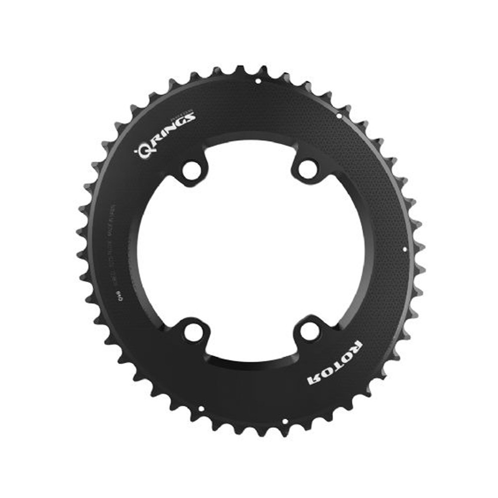 Rotor Aero 1x Q Ring 110BCD Oval Chainring
