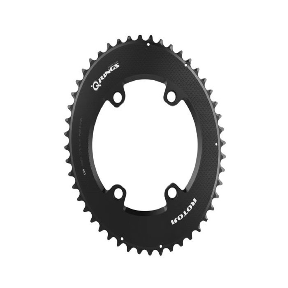 Rotor Aero Q Ring 110BCD Outer Oval Chainring