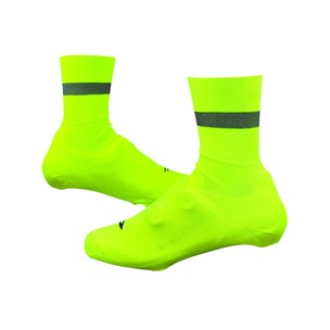 DeFeet Slipstream Reflective 4 Inch Shoe Covers