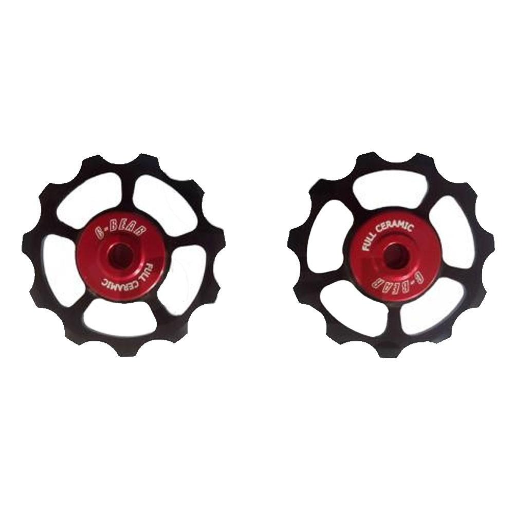 C-Bear Full Ceramic 11-Speed Jockey Wheels
