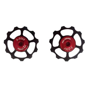 C-Bear Full Ceramic 11-Speed Jockey Wheels
