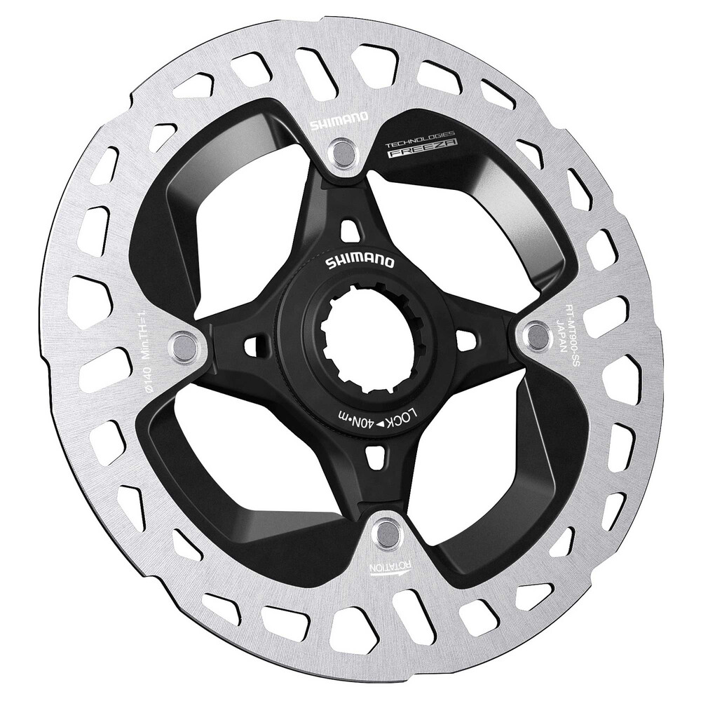 Shimano XTR RT-MT900 Ice Tech FREEZA Centre-Lock Rotor 160mm