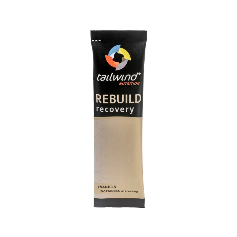 Tailwind Nutrition Rebuild Recovery Drink Box Of 12 X 60g