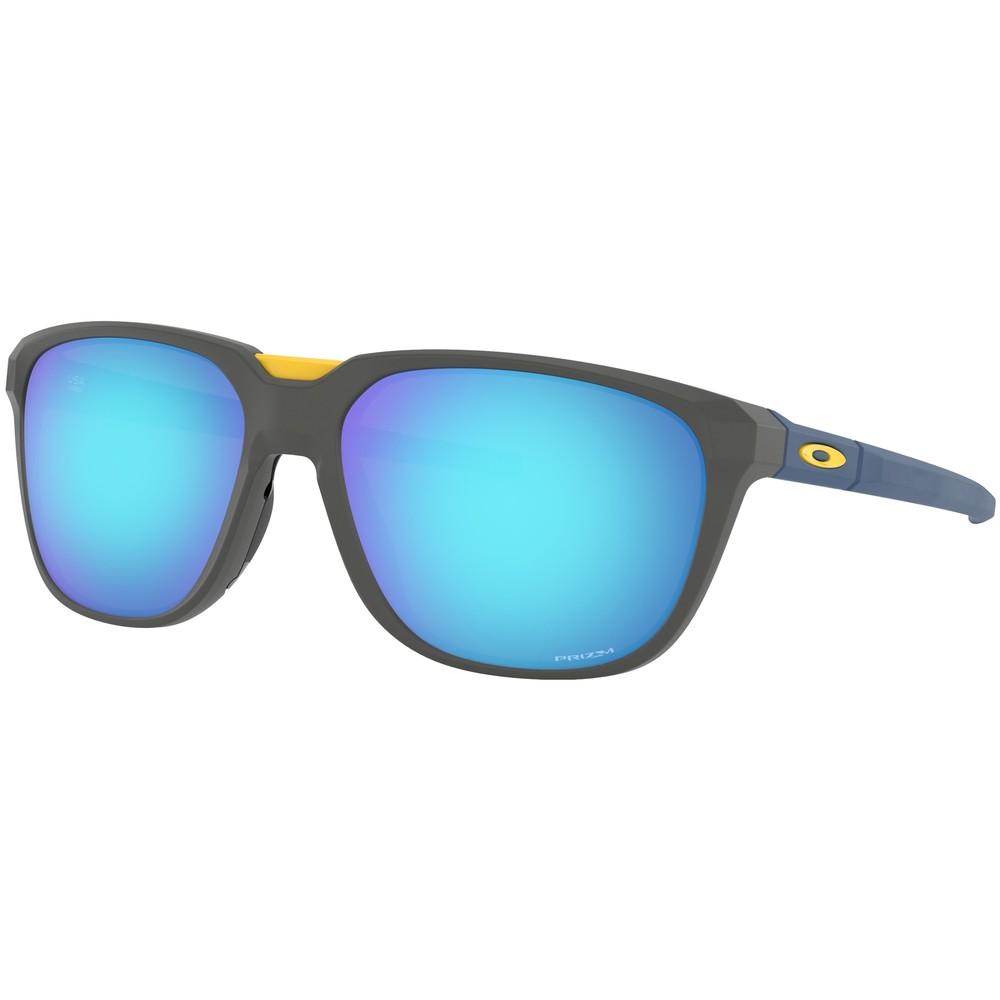 Oakley Anorak Sunglasses With Prizm Sapphire Lens