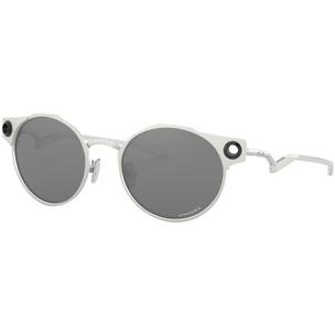 Oakley Deadbolt Sunglasses With Prizm Black Lens