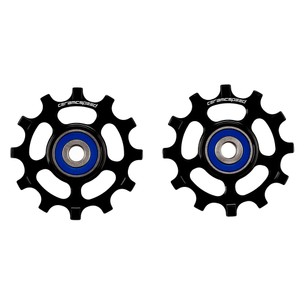 CeramicSpeed Shimano 11-Speed Road Narrow Wide 12 Tooth Pulley Wheels