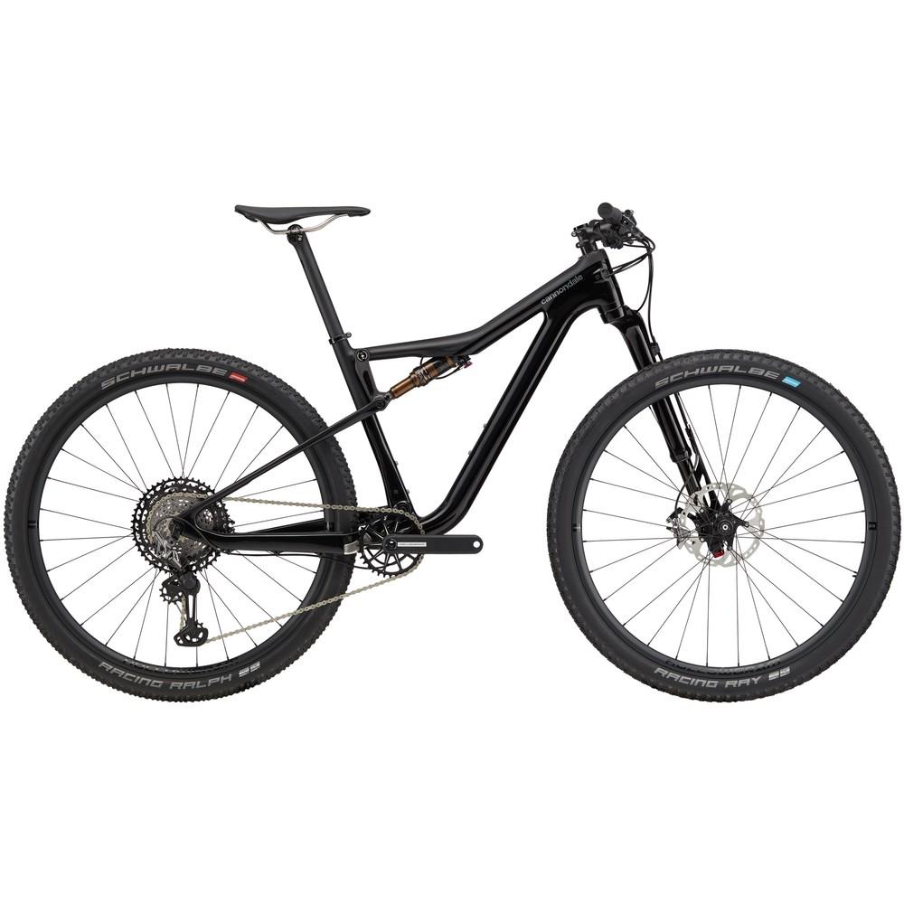 Cannondale Scalpel Si Hi-Mod 1 29 Disc Mountain Bike 2020