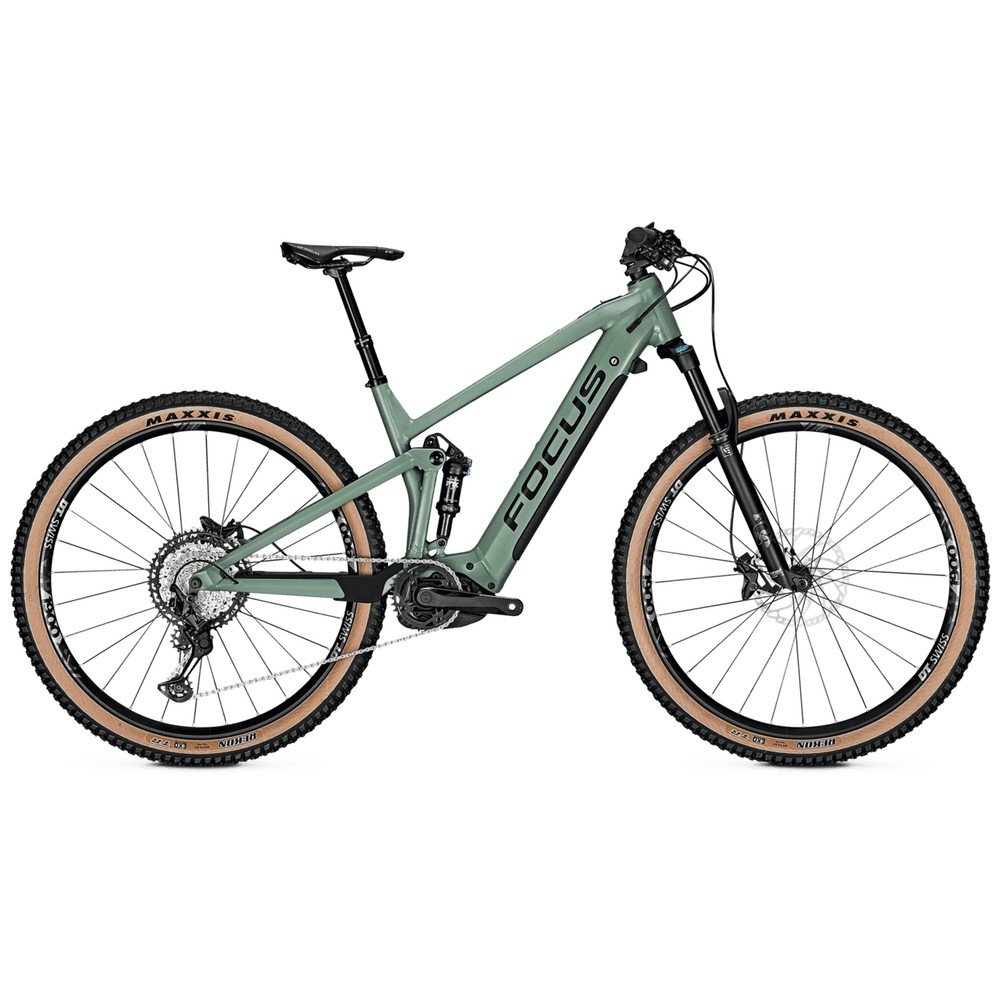 Focus Thron2 6.9 Electric Mountain Bike 2020