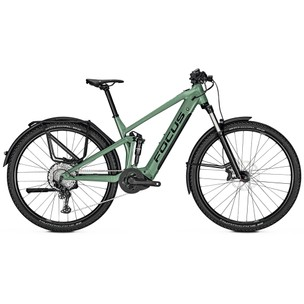 Focus Thron2 6.8 EQP Electric Mountain Bike 2020