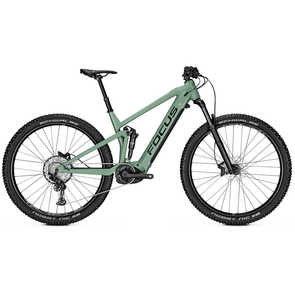 Focus Thron2 6.8 Electric Mountain Bike 2020