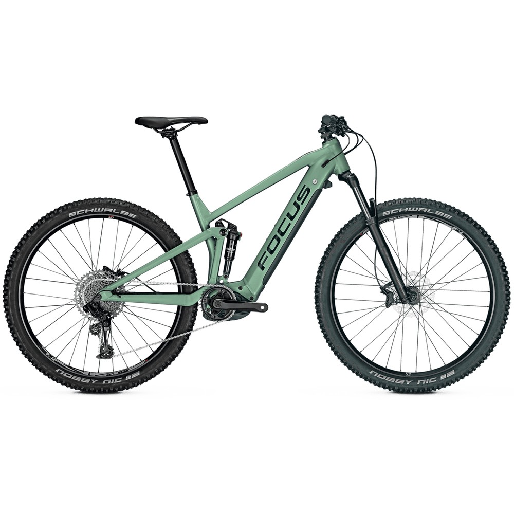 Focus Thron2 6.7 Electric Mountain Bike 2020