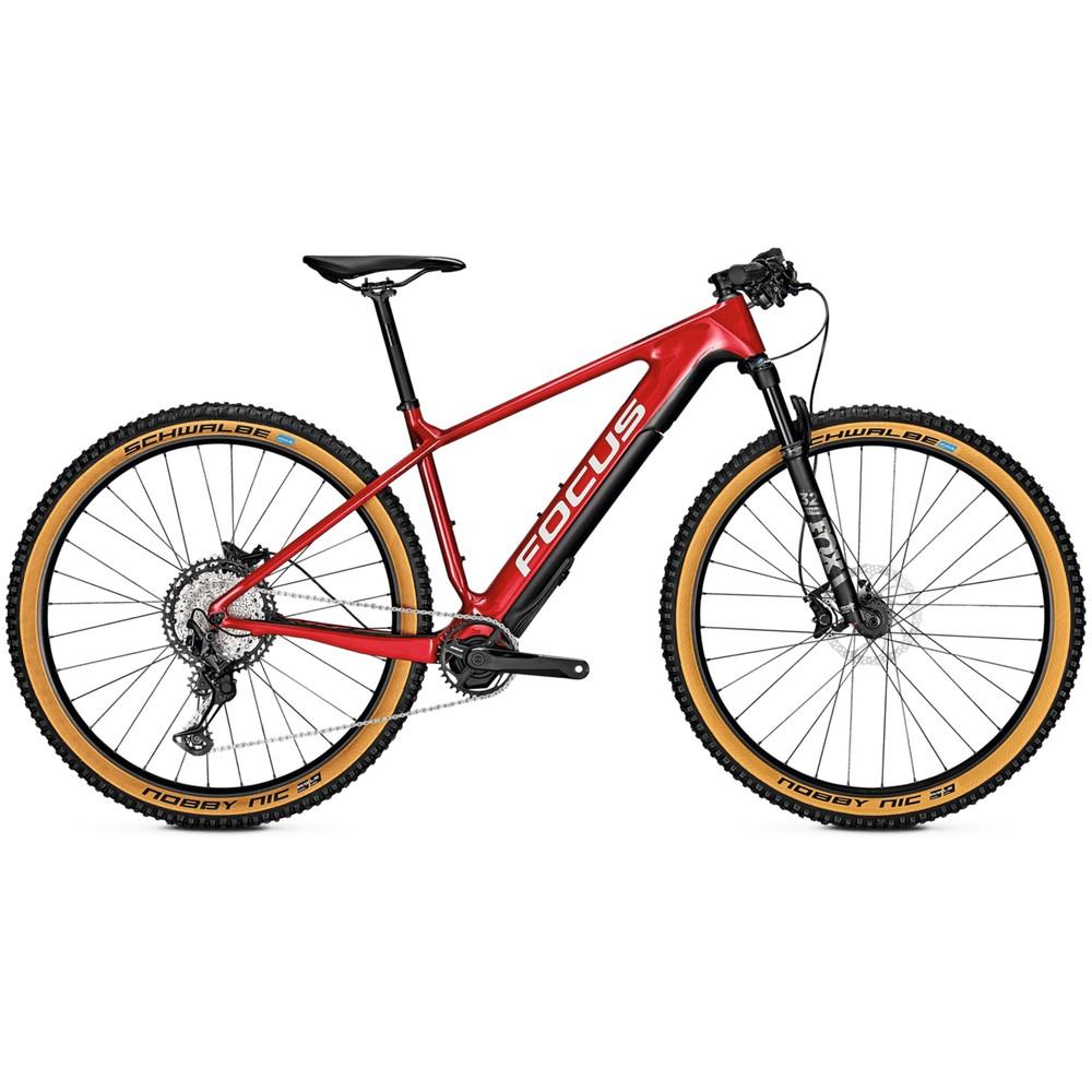 Focus Raven2 9.8 Hardtail Electric Mountain Bike 2020
