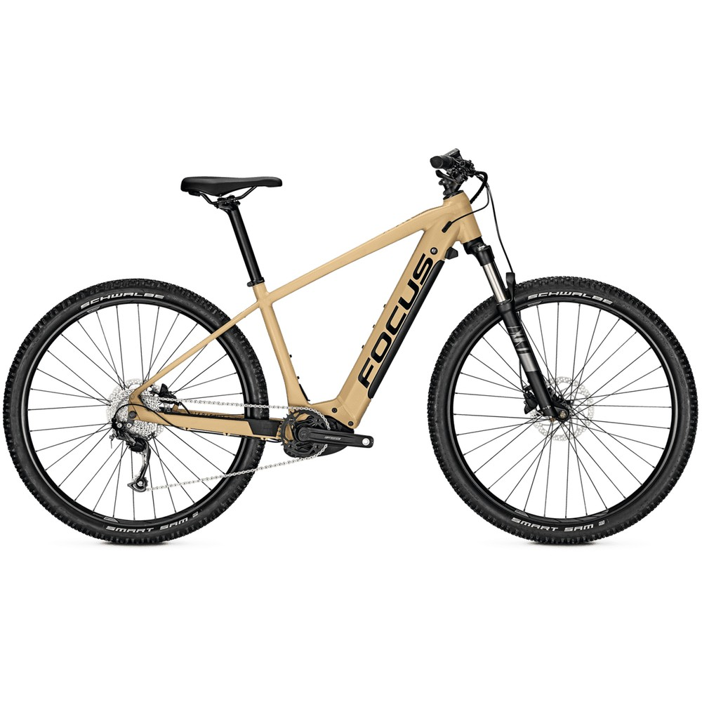 Focus Jarifa2 6.6 Nine Hardtail Electric Mountain Bike 2020