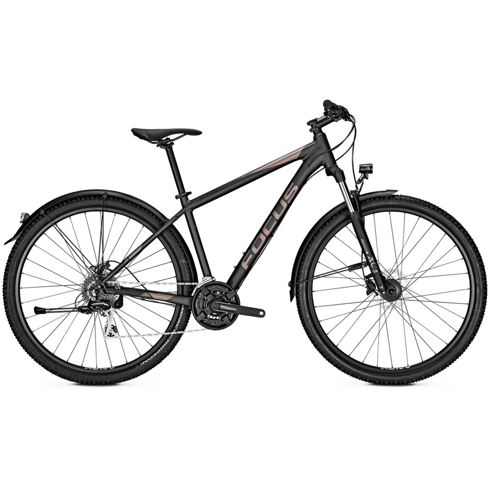 Focus Whistler 3.5 EQP 29 Hardtail Mountain Bike 2020