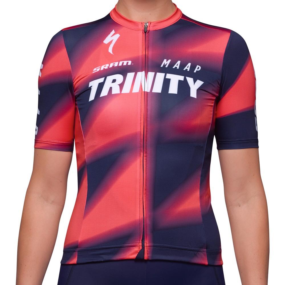 MAAP Trinity Racing Team Womens Short Sleeve Jersey
