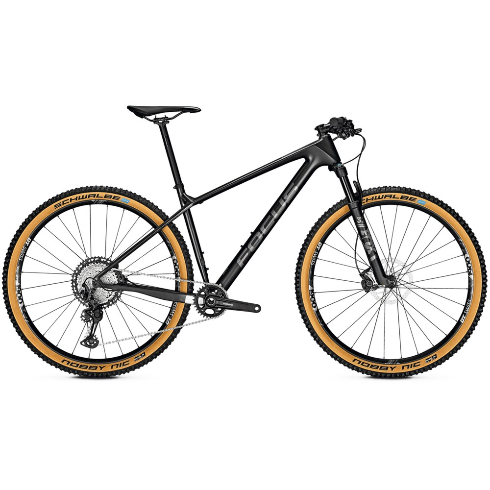 Focus Raven 8.7 Hardtail Mountain Bike 2020