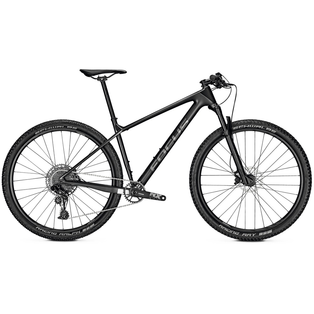 Focus Raven 8.6 Hardtail Mountain Bike 2020