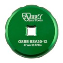 Abbey Bike Tools Bottom Bracket Socket BSA30 12 Notch