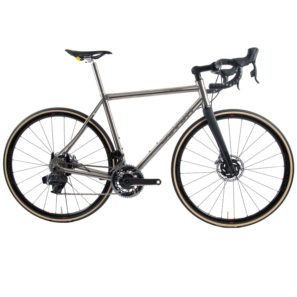 Seven Cycles Sigma Sports Exclusive Axiom XX Disc Road Bike