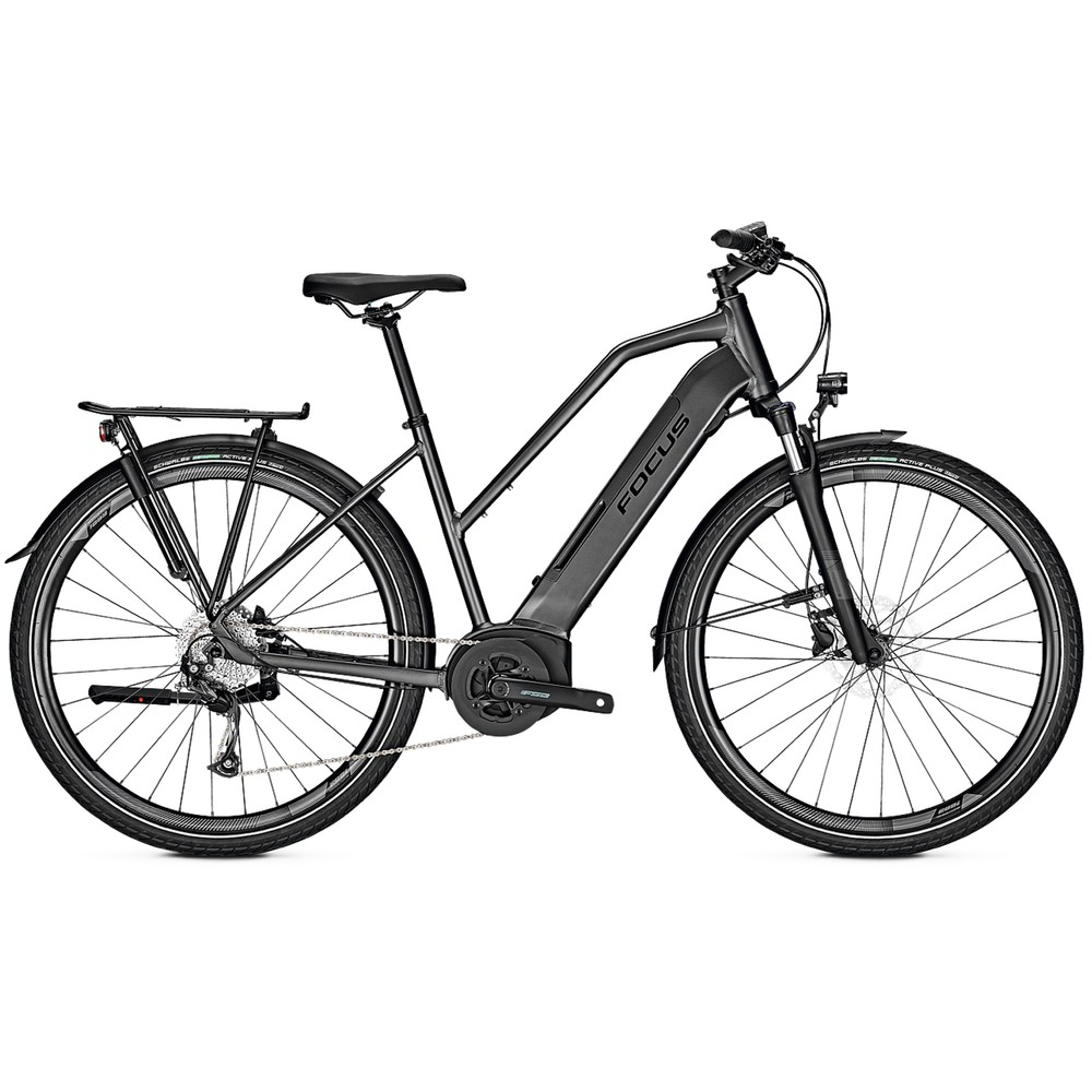 Focus Planet2 5.7 Womens Disc Electric Hybrid Bike 2020