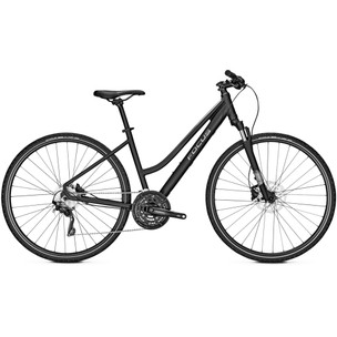 Focus Crater Lake 3.9 Womens Disc Hybrid Bike 2020