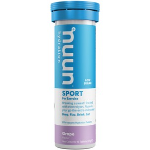 Nuun Sport Electrolyte Hydration Tablets